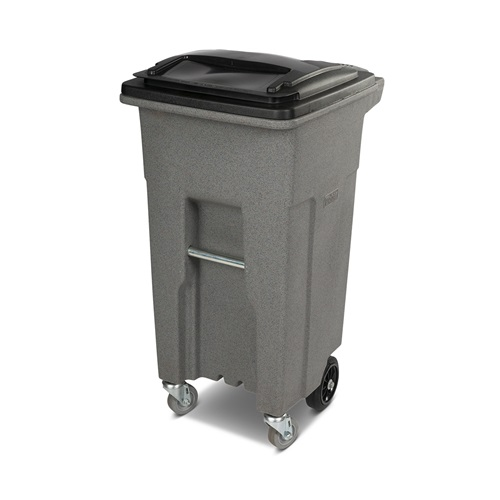 32 Gallon Caster Carts