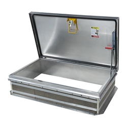 "30"" x 54"" Aluminum Personnel II Roof Hatch"