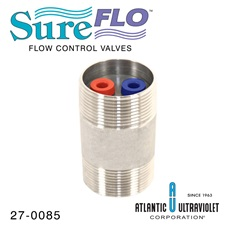 "Flow Control: 15 GPM 1.5"" SST Stainless Steel"