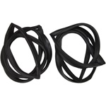 Rear Quarter Window Gasket Set