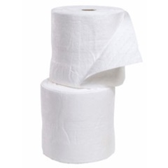 "15"" X 150' OIL ONLY ABSORBENT SPLIT ROLL, 2/PK   WRSB150M"