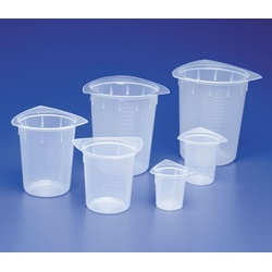 Disposable  Tri-Pour® Graduated Beakers