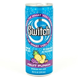 Switch, Fruit Punch - 8oz (Case of 24)