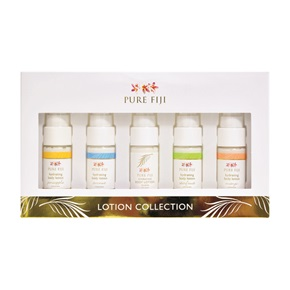 Pure Fiji Hydrating Body Lotion Collection