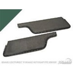 69-70 Sun Visor (Dark Green)