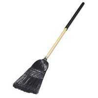 Carlisle Sparta Synthetic Corn Broom W/ Foam Handle