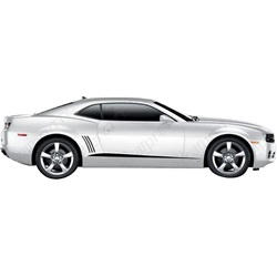 2010-2015 Chevrolet Camaro Lower Body Accent Kit