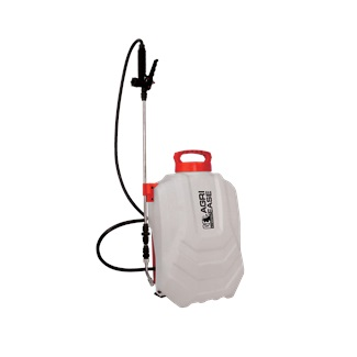 4 Gallon Lithium Ion Backpack Sprayer