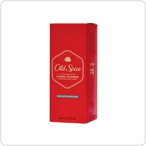 Old Spice Aftershave, Classic