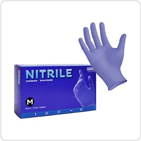 Safeko Nitrile Disposable Gloves