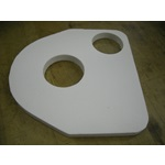 Burner Mounting Plate Insulation