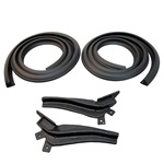 Rear Door weatherstrip