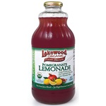 Pomegranate Lemonade (Lakewood), Organic - 32oz (Case of 12)