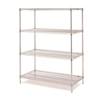 "FSE J1860-63C 18"" Deep 4 Shelf Starter Units"