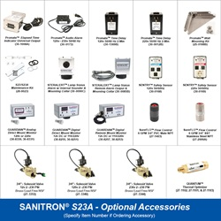 S23A-Optional Accessories