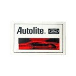 "1/2""X2 1/2"" AUTOLITE DECAL"