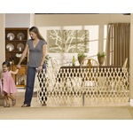 "KeepSafe® 108"" Wooden Expansion Gate, Hrdw. Mounted ""TOS"""