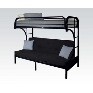 02093BK TWIN/QUEEN BUNK BED
