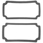 Fog light lens gasket