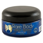 Rare Body® Salt Scrub with Celtic Sea Salt ® Unscented (8 oz)