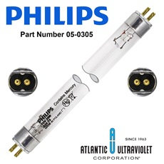 TUV25W T5 Philips OEM UV Lamp (137959)