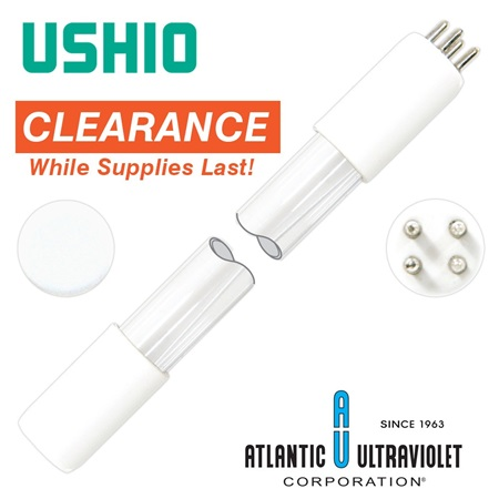 G64T5L/4 Ushio Quartz 4 Pin on Clearance