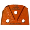 Double Cuboid Medium Bond 18 Grinder Tooling Compatible with Virginia Abrasives®, EDCO® & Lavina® Floor Grinders