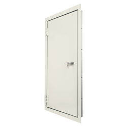 Top Security Access Door