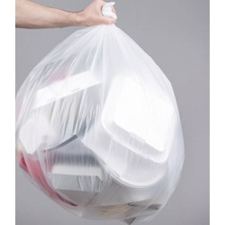 40 X 27 X 70 1.5 MIL CLEAR POLY BAG,