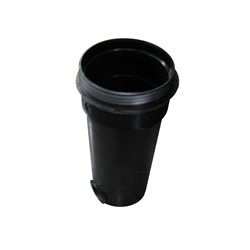 "FILTER CANISTER: 1-1/2"" TOP LOAD BODY ONLY"