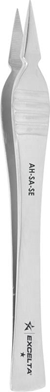 "Tweezer - *- Straight Strong - 5"" Carbon Serr. Tip"