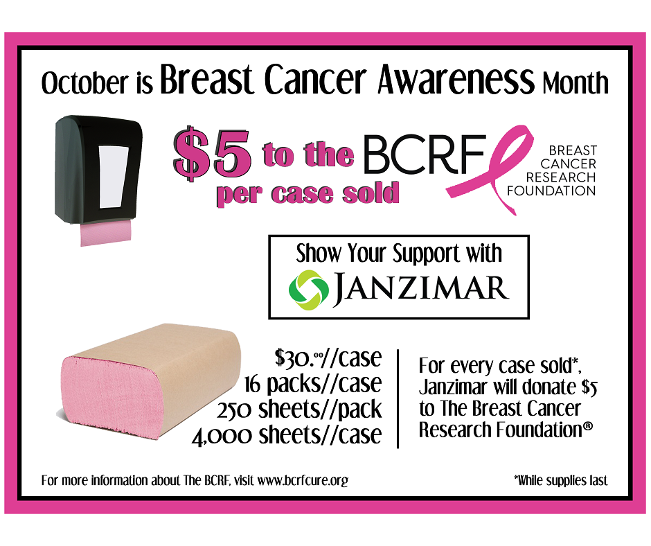 Contribute to breast cancer research with Janzimar
