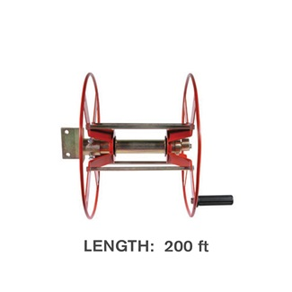 AG Spray Hose Reel