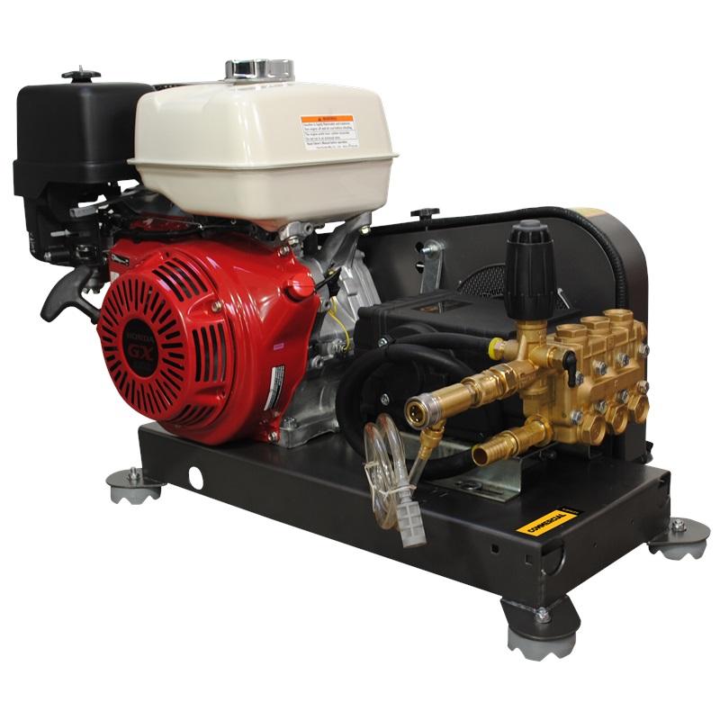 BE Power Equipment - 389cc Truck Mount 3000-4000 PSI
