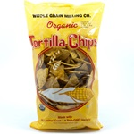 Tortilla Chips, Yellow, Organic  - 16oz