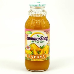 Papaya Juice (Summer Song) - 12.5oz (Case of 12)