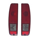 1967-77 Bronco Tail Lamp Lens – Left Side