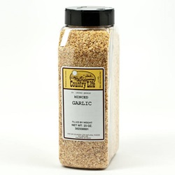 Garlic, Minced - 23 oz