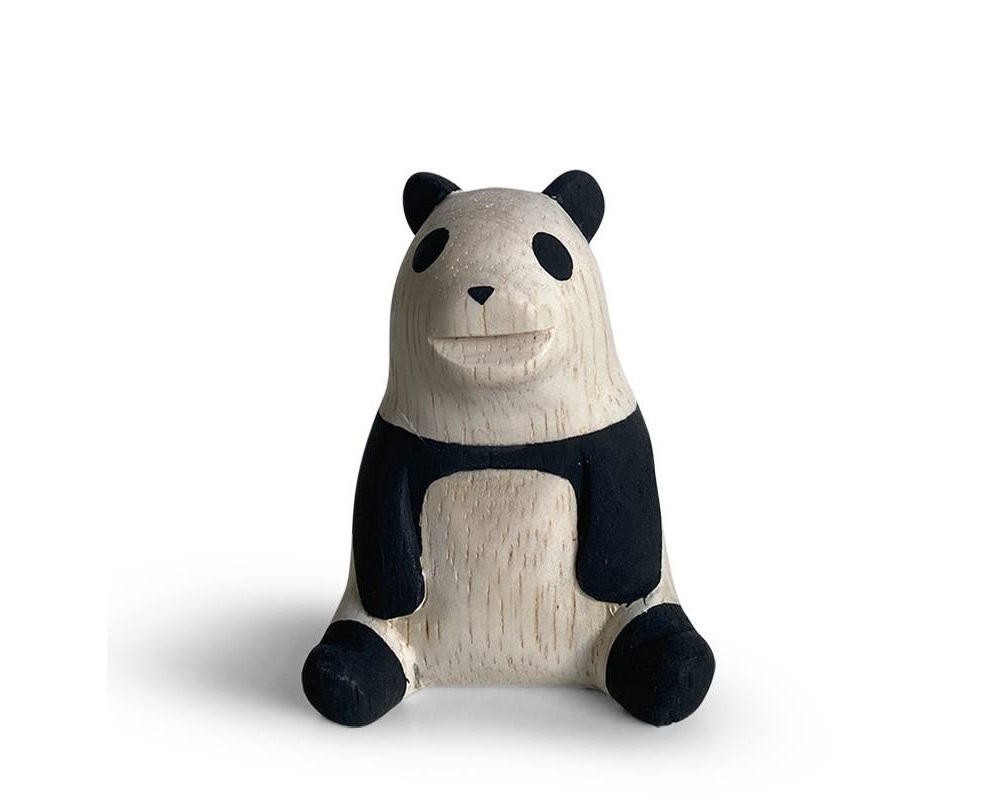 T-Lab Wooden Animal - Panda