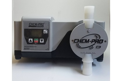 Blue-White Chem-Pro C3 115v Diaphragm Injection Pump