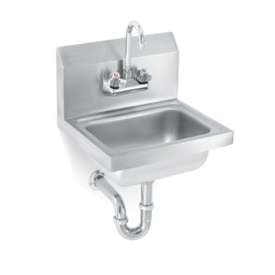 Vollrath K1410-CP Hand Sink Wall-Mounted