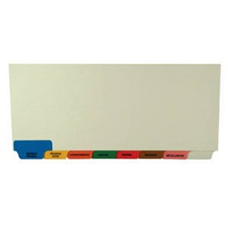 Patient Chart Index Divider Sets