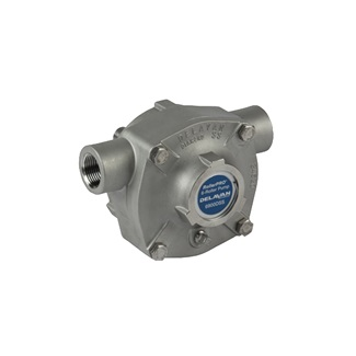 Stainless Steel Solid Shaft CCW Rotation Pump