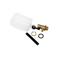 "MTM Hydro 3/4"" Brass Float Valve with Pipe"