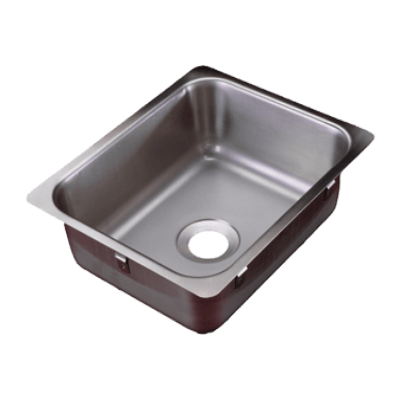 Vollrath 131-8 Drop-In Sink One Compartment