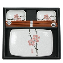 RED PLUM SUSHI SET