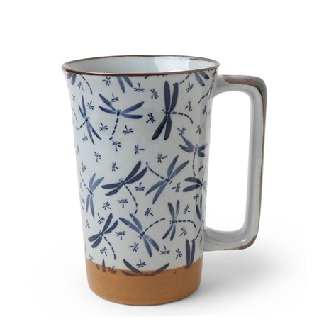 Dragonflies 12 oz. Tall Mug