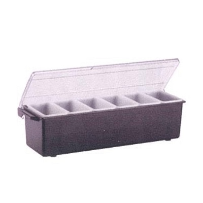 Vollrath 4746-01 Kondi-Keeper Condiment Dispenser Plastic