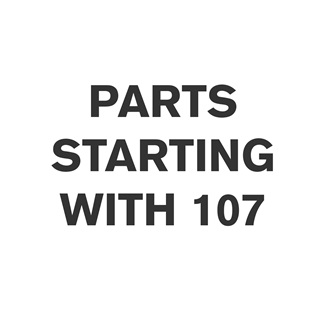 Parts Starting With 107