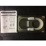 "4"" Stainless Steel Vent Termination Kit"